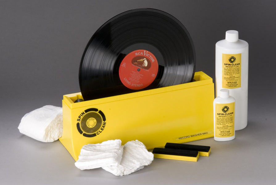 Cleaning Vinyl Records World Of Turntables