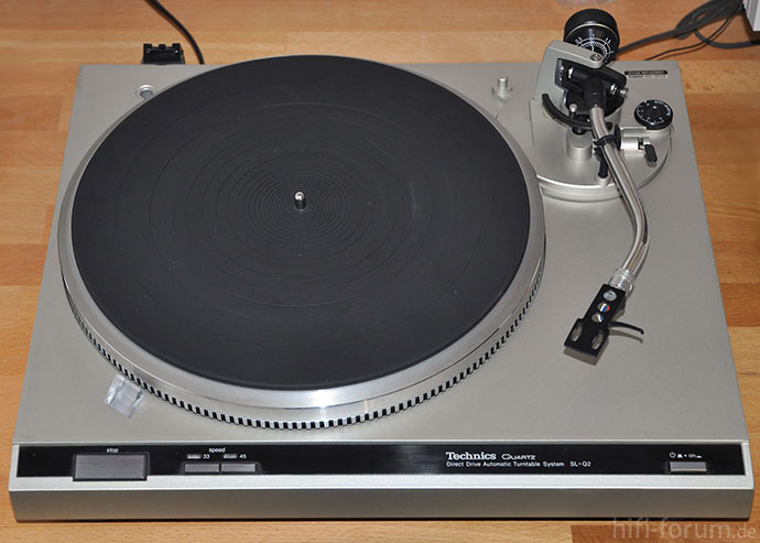 used-technics-sl-q2