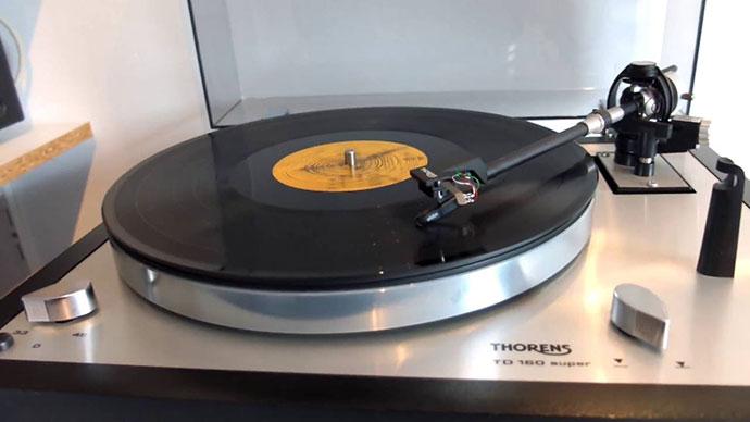 used-thorens-td-160