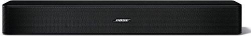 Bose Solo 5 TV Soundbar Sound System with Universal Remote Control, Black