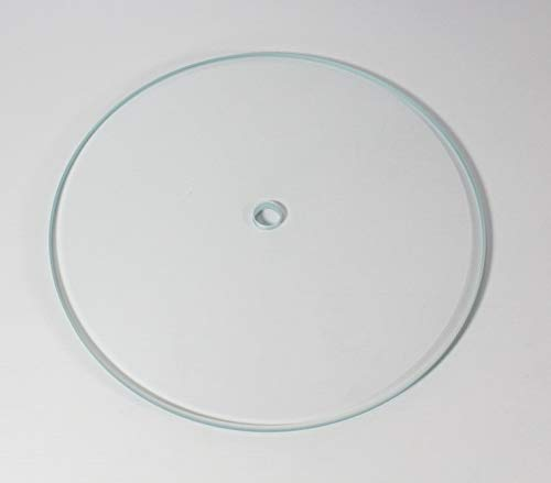 Rega Planar 2 10mm Thick Glass-Platter for Planar/RP/P 1/2/ 3/3-24/5/ 6/7 Turntables