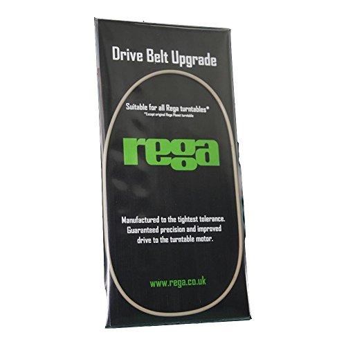 REGA - Reference Drive Belt Upgrade
