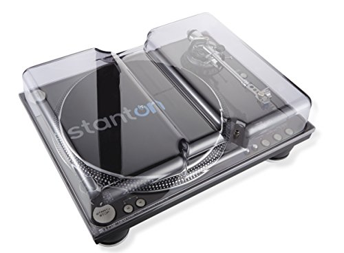 Decksaver Stanton ST-150/STR8-150 DJ Turntable Cover
