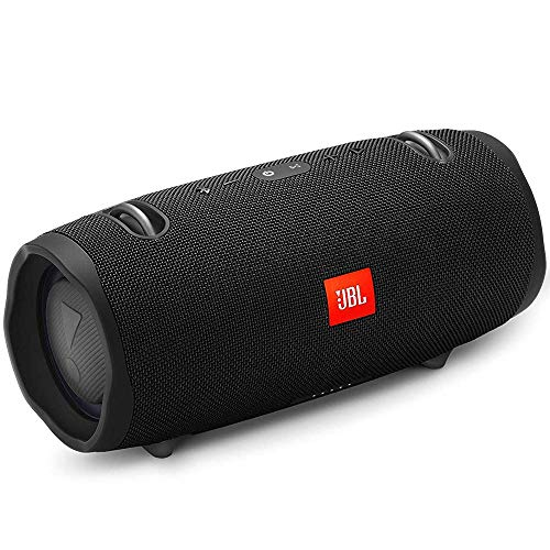 JBL XTREME2BLKIN Lifestyle Xtreme 2 Portable Bluetooth Speaker - Black, 7.9 x 12.1 x 18.1