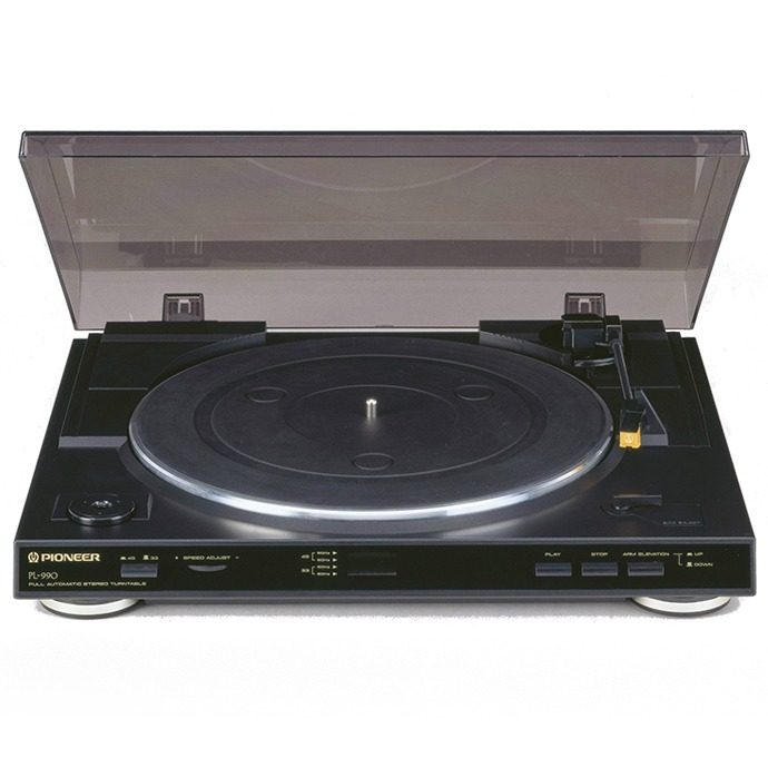 Pioneer PL-990 Automatic Stereo Turntable Review