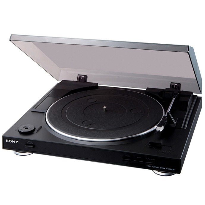 Sony PSLX300 USB Stereo Turntable
