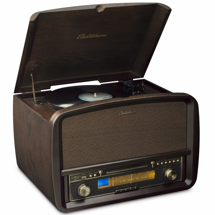 electrohome-record-player