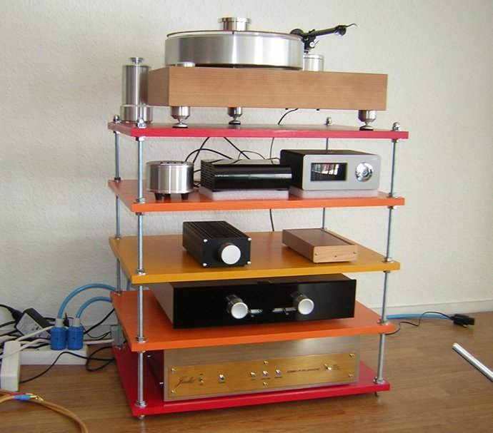 Audio Rack – DIY | World Of Turntables