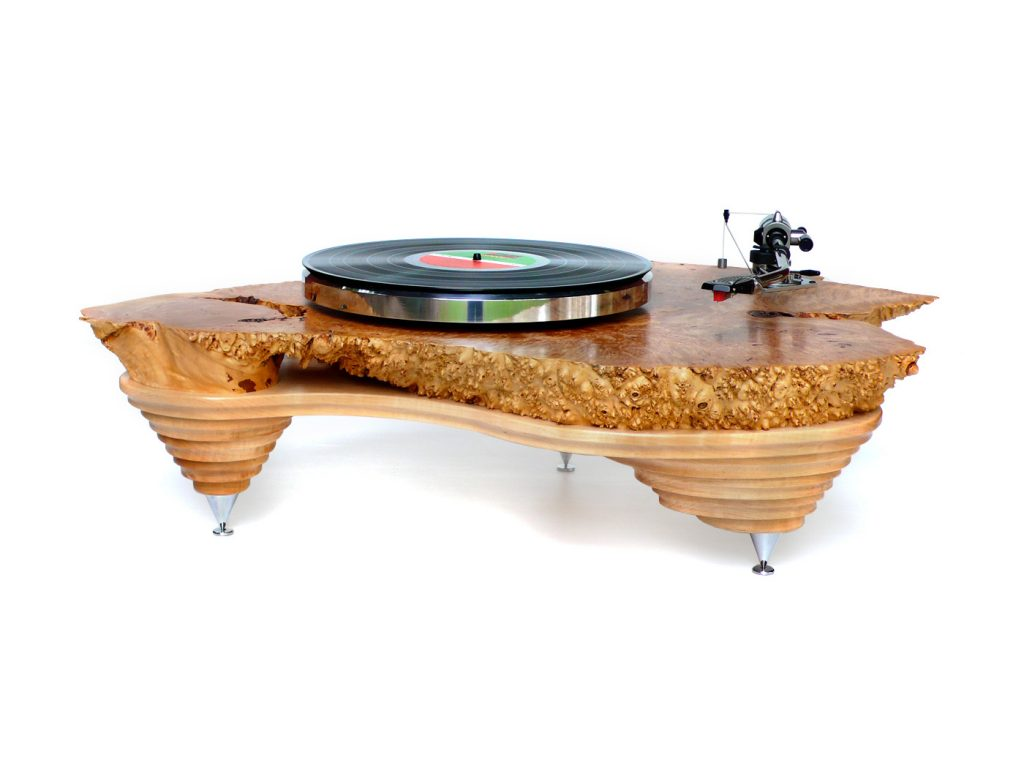 5 Incredible Record Players