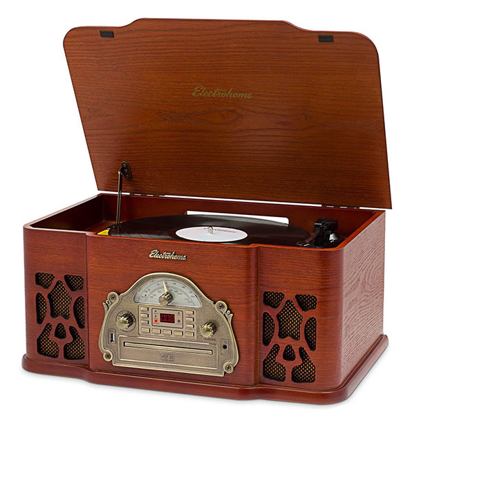 Electrohome Wellington Record Player Review
