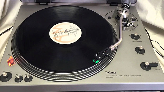 used-technics-sl-1300