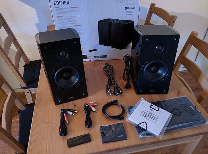 edifier-r2000db-unboxing