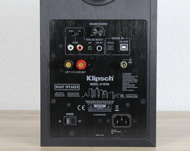 Klipsch-R-15PM-Connectors