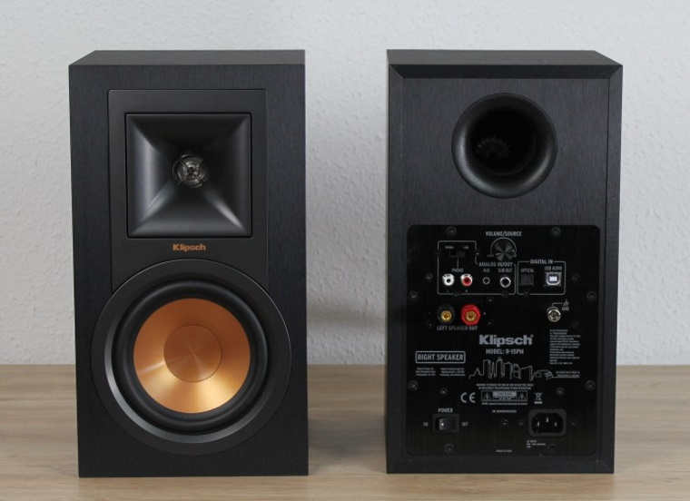 Klipsch_R_15PM_Test