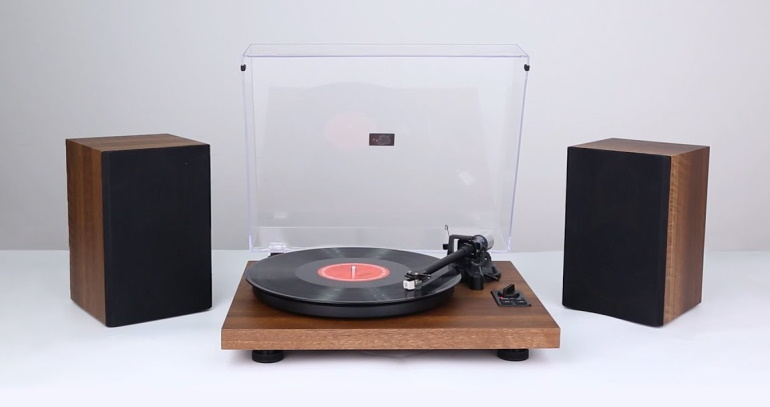 1byone-wireless-turntable-hi-fi-system-review