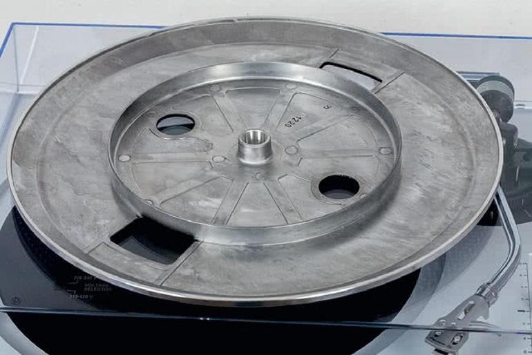 pioneer-plx-500-aluminum-platter